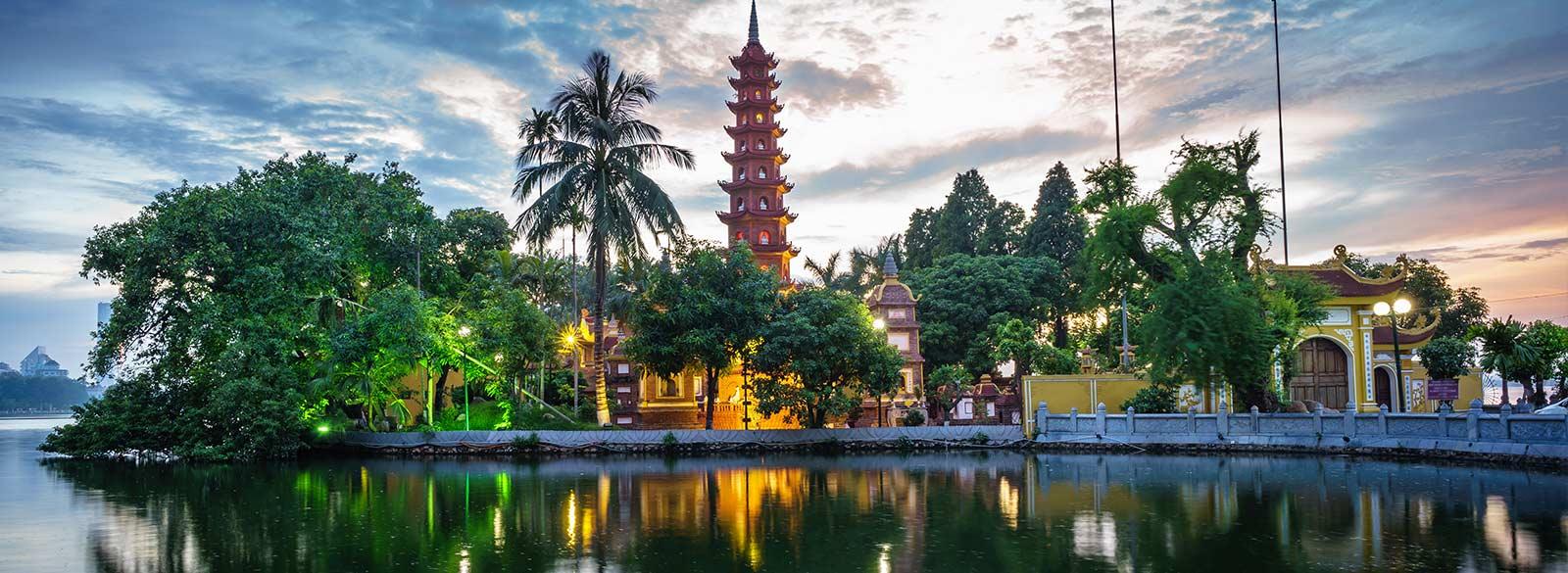 נופים בוייטנאם