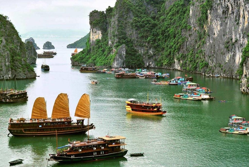סוכנות הנסיעות בוייטנאם