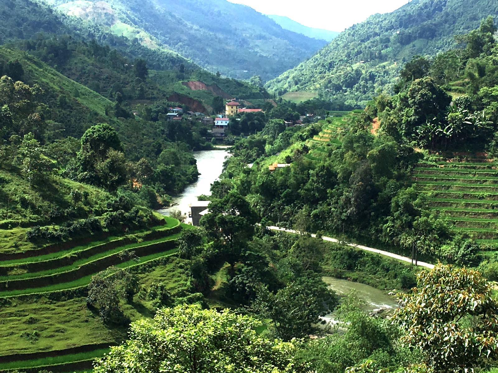 טיול לשומרי מסורת בוייטנאם