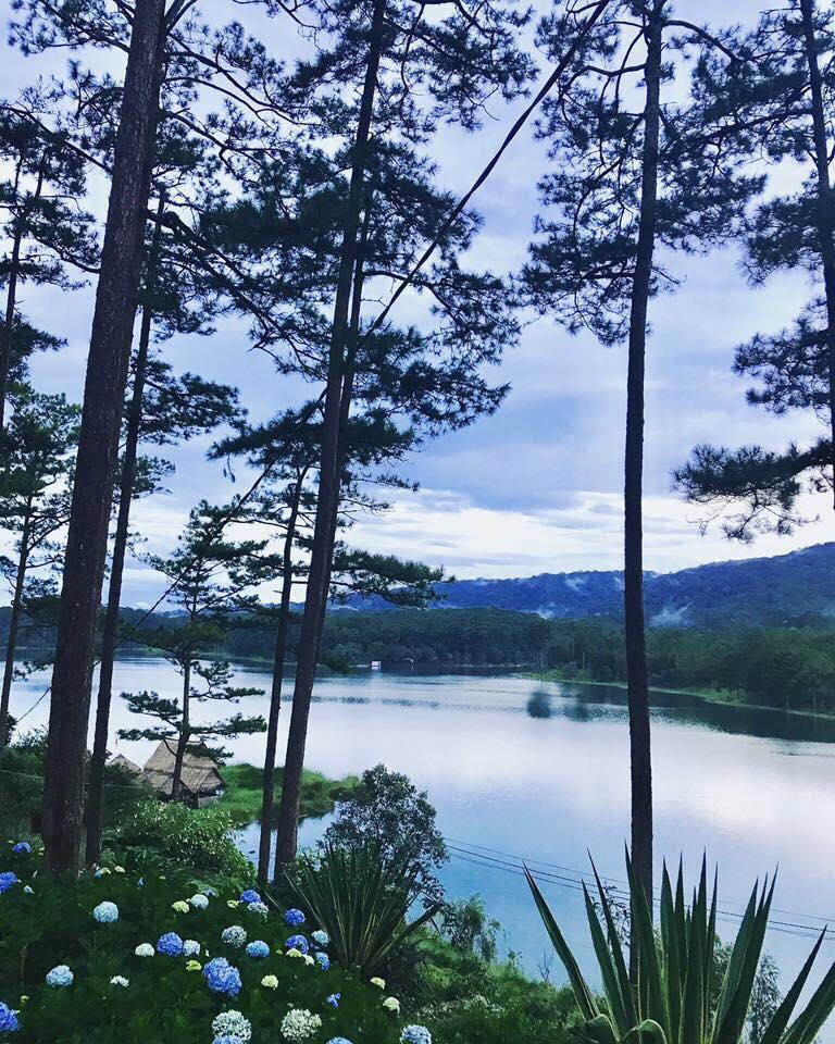 נופים בטיול לוייטנאם