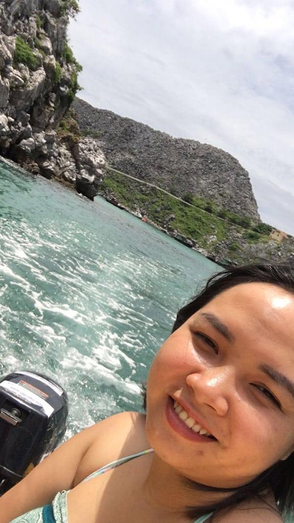 שייט בטיול בוייטנאם