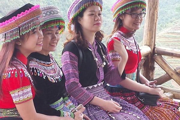 נשים מקומיות בוייטנאם