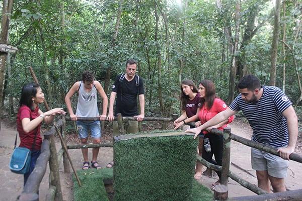 טיול משפחות לוייטנאם