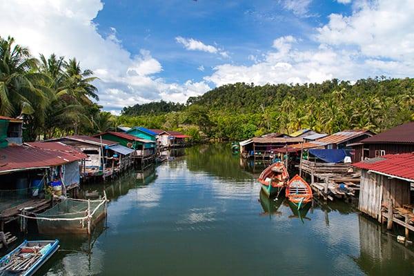 נהר קמבודיה