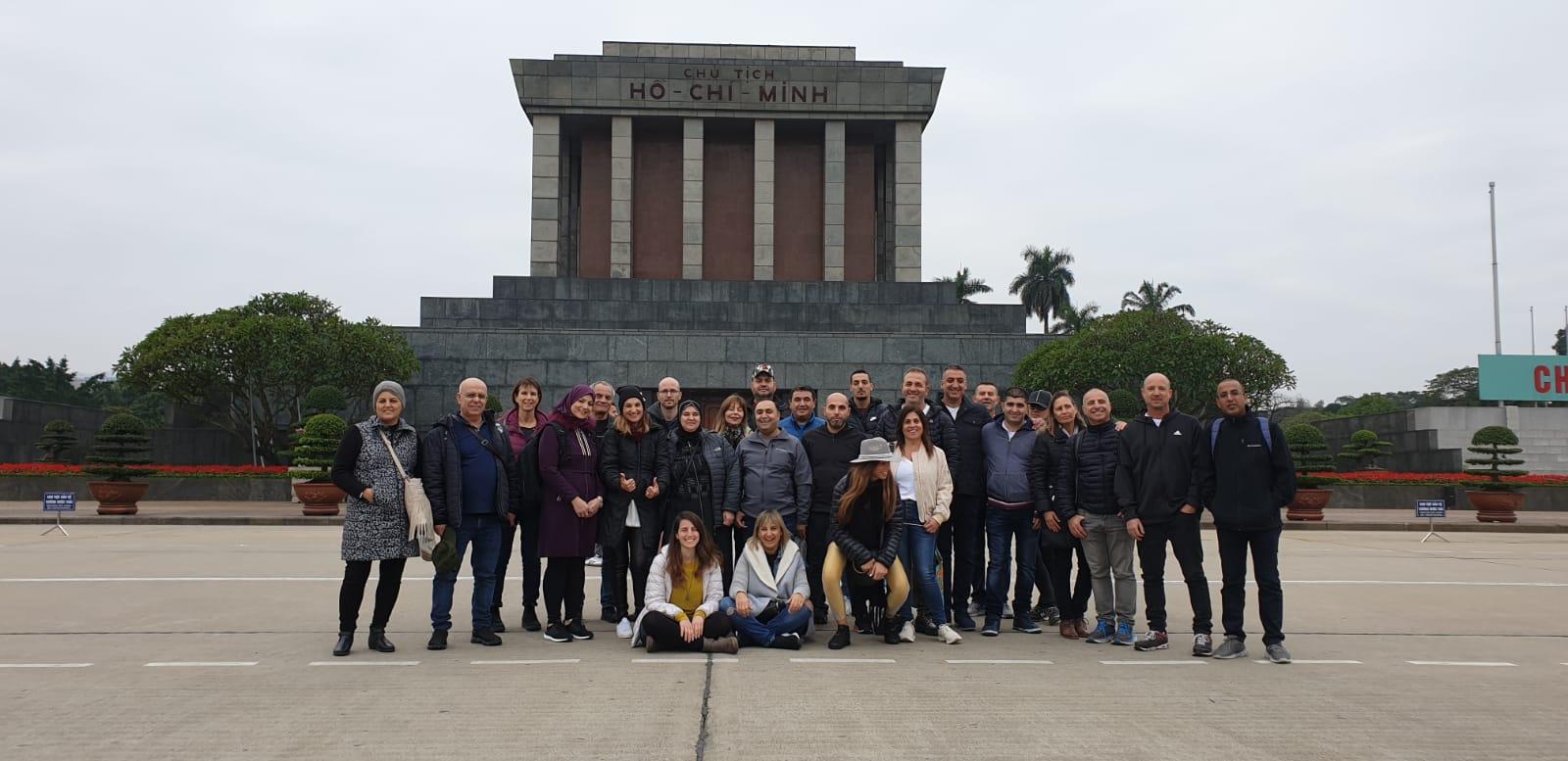 טיול קבוצתי לוייטנאם