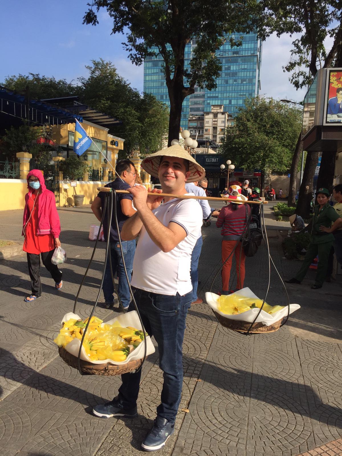 אוכל מקומי בוייטנאם