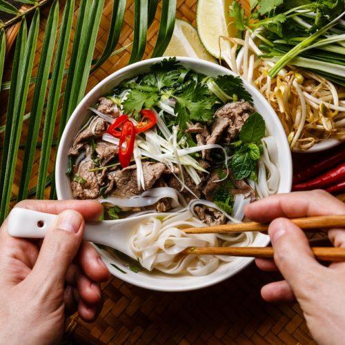 וייטנאם חגיגת אוכל